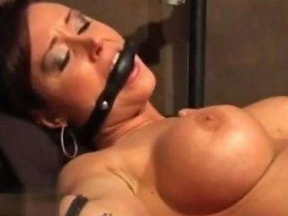 Christina Carter On Bed
