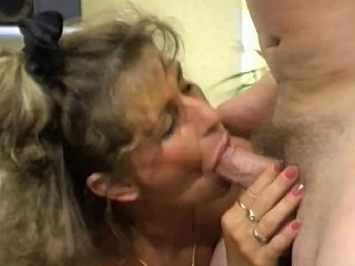 With Her Tits Fondled And Her Pussy Nailed Hardcore From Behind A Real Orgasm Is Generated