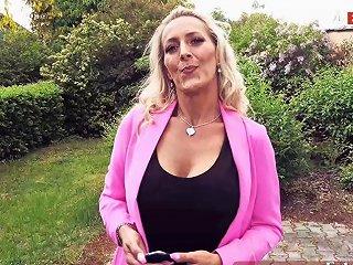 German Big Tits Mom Pick Up On Street And Fuck POV Porn Videos