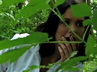 9654 A Lucky Grandpa Fucks Cock Hungry Young Brunette's Vagina In A Forest Porno Movies Watch Porn Online Free Sex Videos