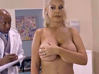 Cougar MILF Fucked By Black Doc In Extreme Modes