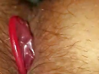 Wife Pushes Condom Off In Husbands Ass Porn Cb Xhamster