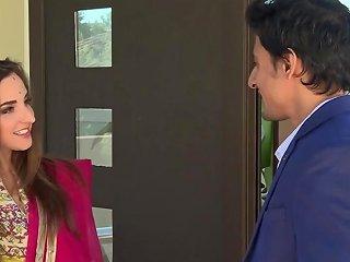 Cheating Amira Adara Fucks Her Husband's Boss