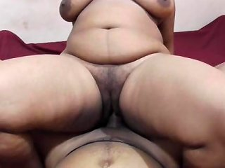 Indian Wife Riding With Loud Moaning Full Nude