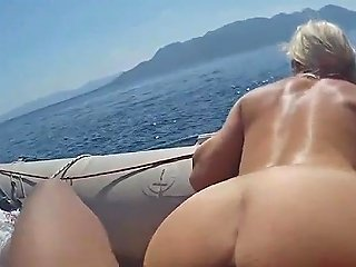 Fuck Hot Ass Girlfriend In Boat Free Porn F2 Xhamster