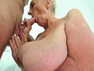 Fat Grandma Mouth Jizzed Drtuber