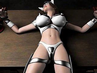 Electric White Woman Drtuber