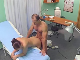 Doctor Pussy Fucks Cleaner Before Nurse Joins Free Porn 11