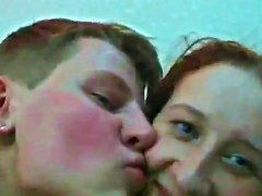homemade video with creampie from a young couple live cams amateur clip