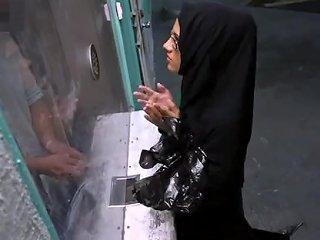 Muslim Whore Gangbang...