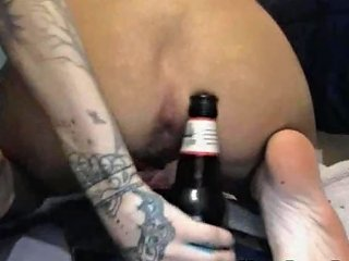 Extreme Beer Bottle...