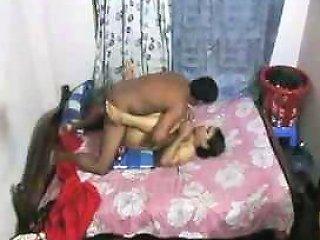 Desi Couple Fucking In...