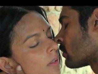 Hindi Actress Kissing And Bed Scene From Babumoshai