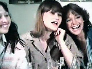 Scharfe Teens 1979 With Barbara Moose