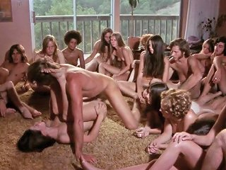 Sexual Encounter Vintage Group Fucking 1970