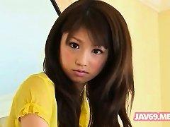 Cute Sexy Asian Babe Having Sex
