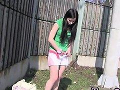 Asian Teen Shemale Fuck Girl Masturbating At The Instruct St Drtuber
