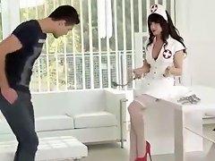 Hot Naughty Nurse Seducing A Patient Txxx Com