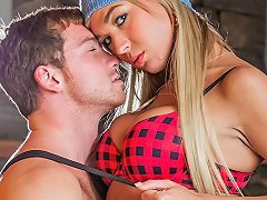Connor Maguire Aubrey Kate In Ts Beauties Video