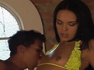 Lusty Brazilian Tranny Gets Pounded Txxx Com
