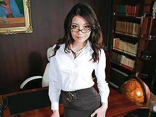 Subtitles Ibuki Japanese Secretary Fucked In Office Upornia Com